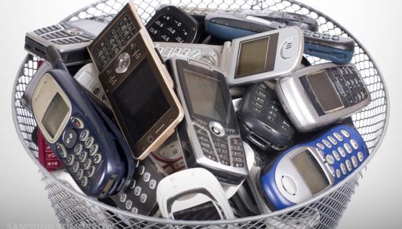 eski telefonlar